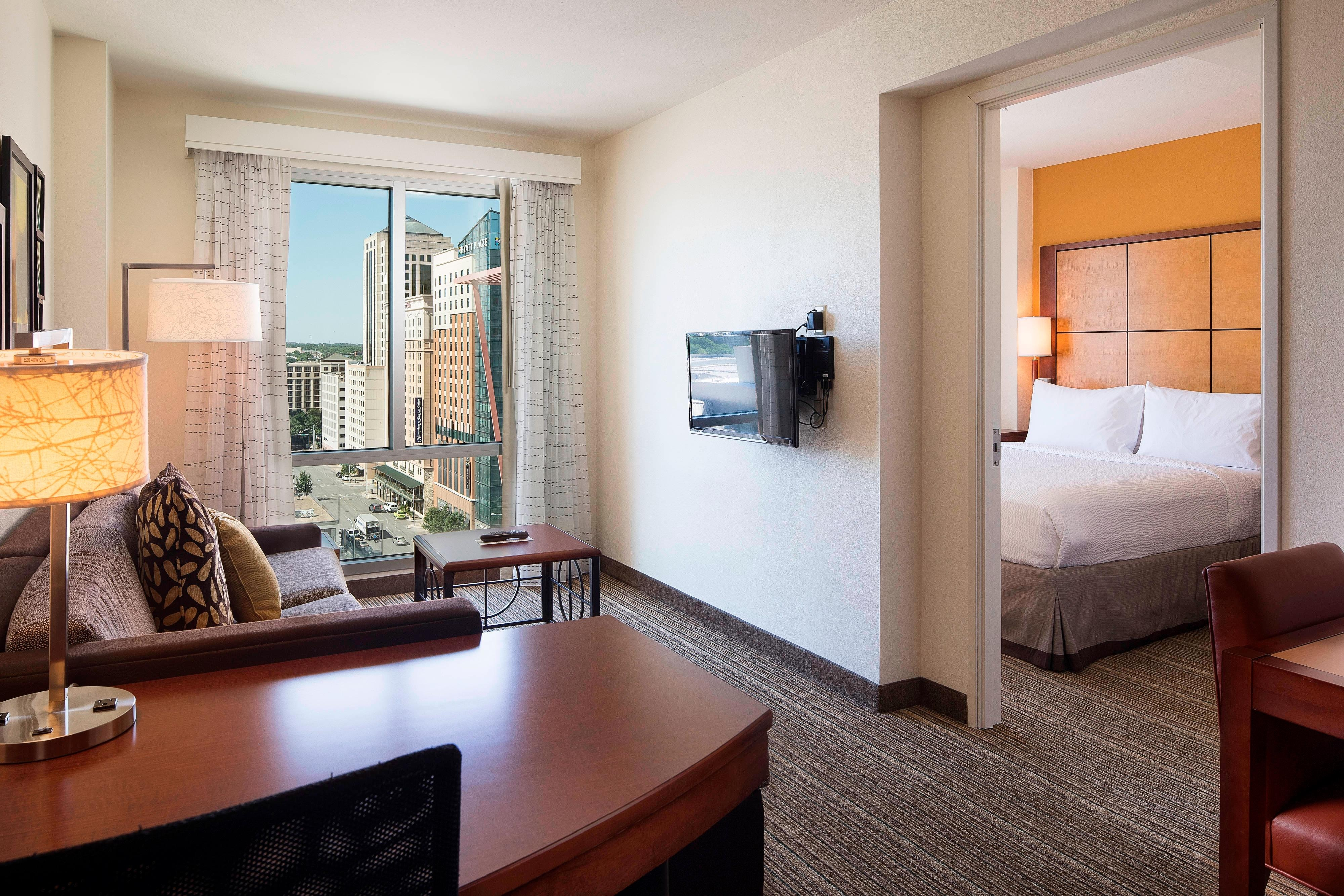 Austin Hotel Suites Downtown Residence Inn Austin Downtown Convention Center