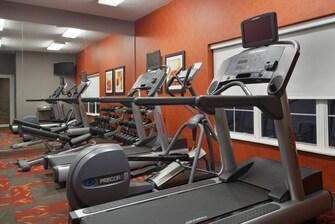 Austin Arboretum Hotel Gym