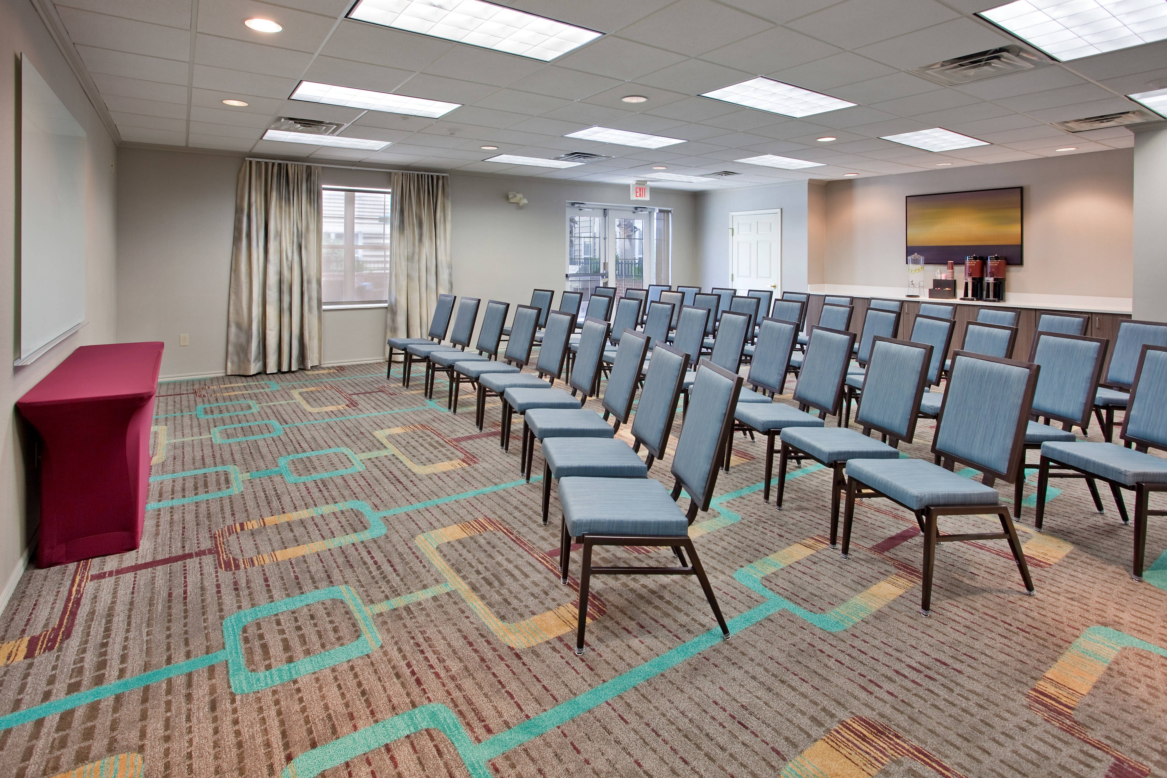 Round Rock Hotel Meeting Room