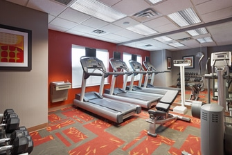 North Austin Hotel Gym