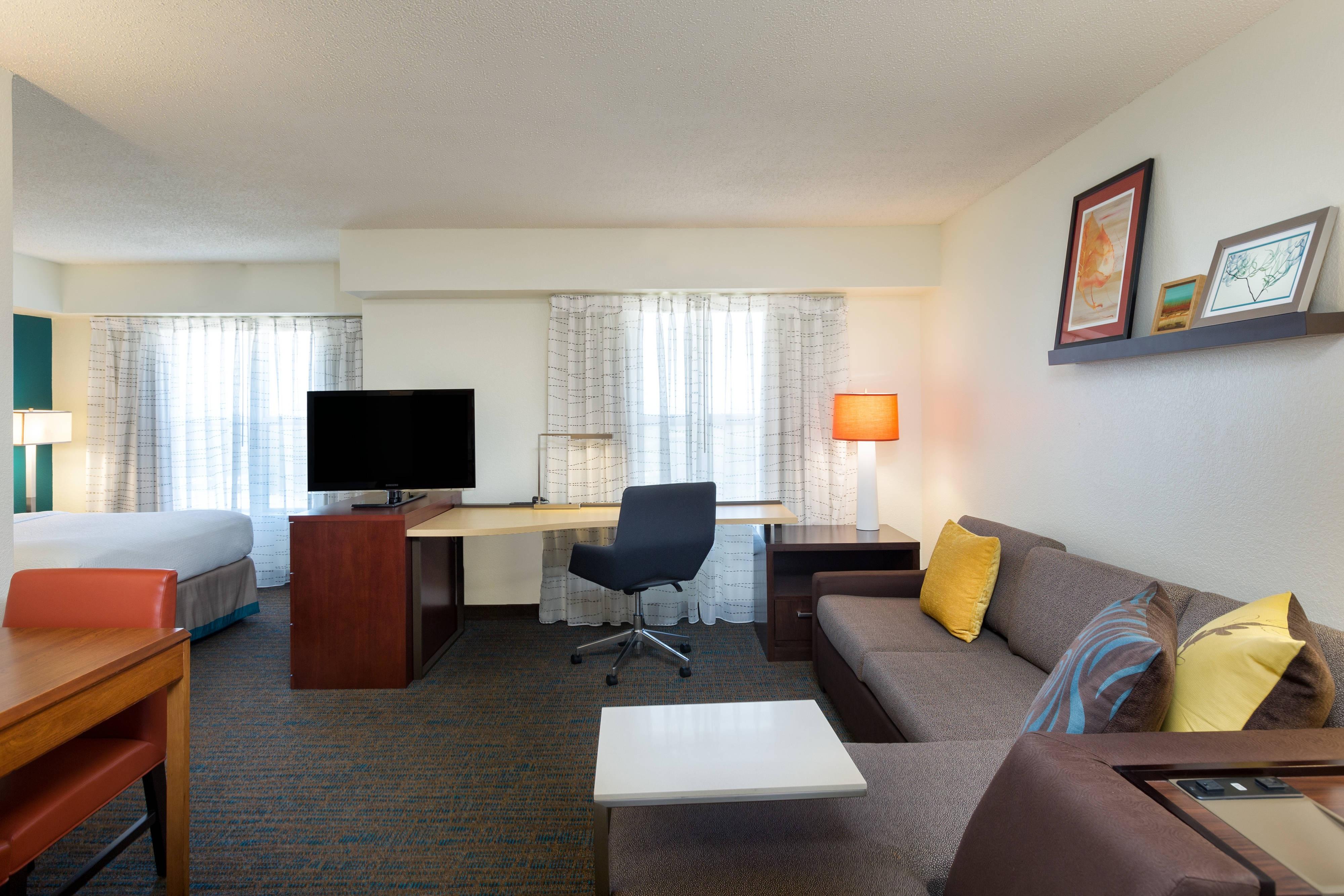 Austin Extended Stay Hotel | Residence Inn Austin North