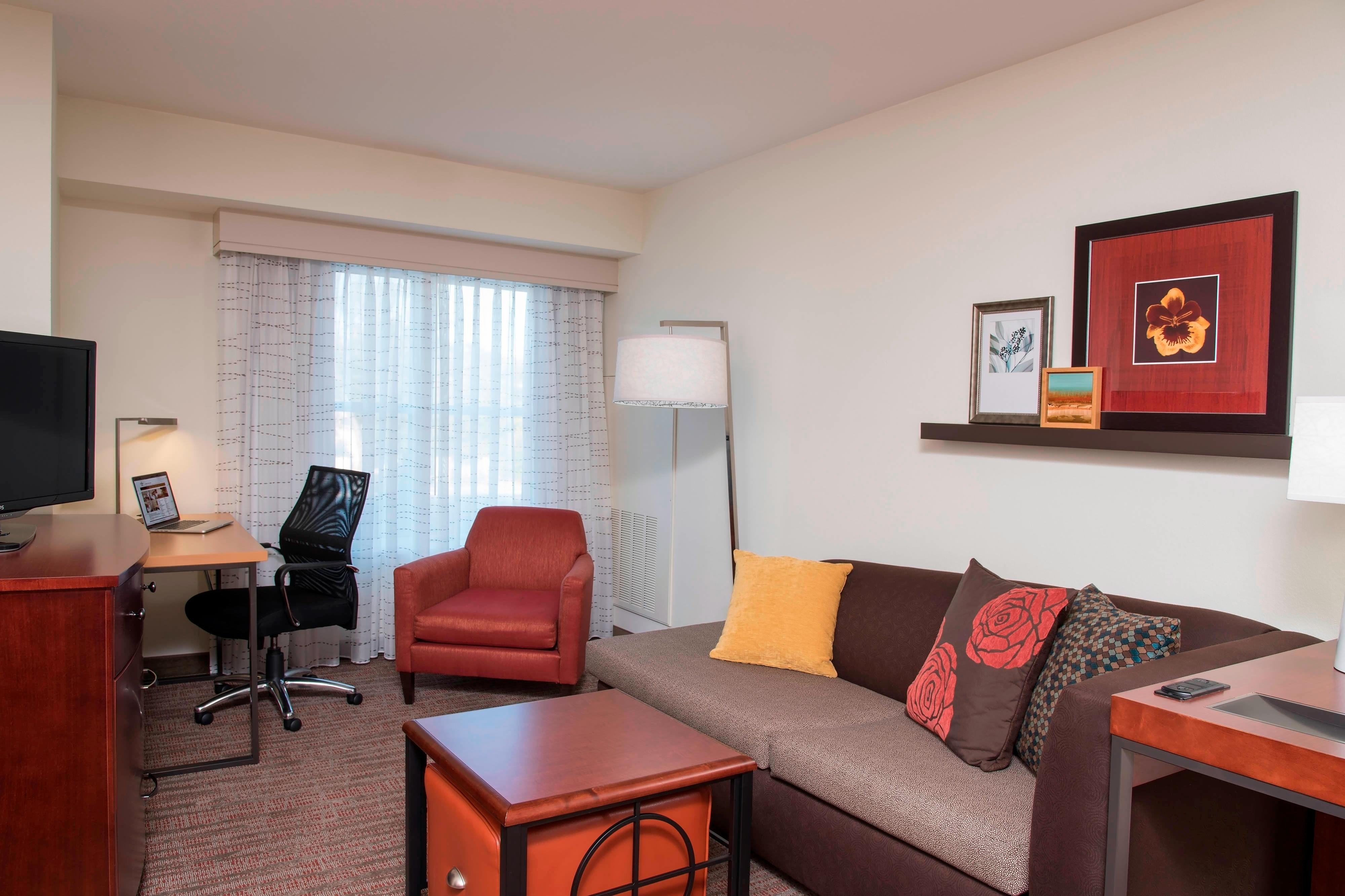 One-Bedroom Suite - Residence Inn Austin-University Area