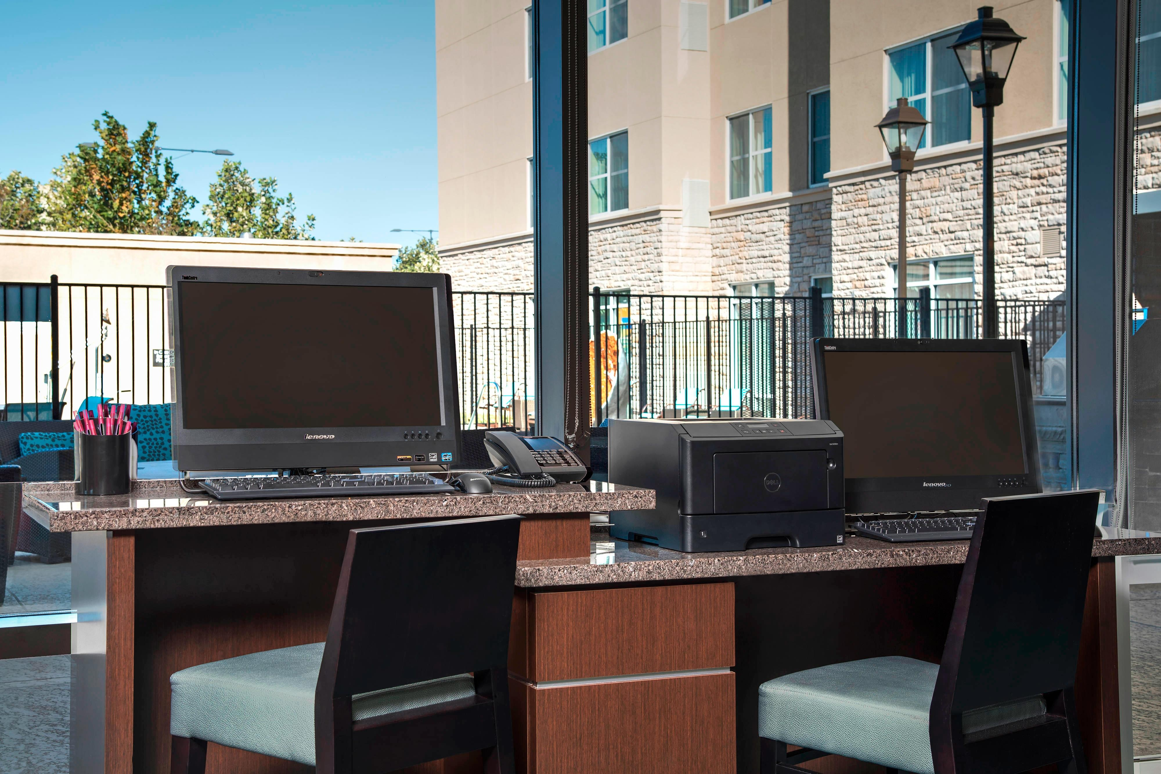 Business Center - Residence Inn Austin-University Area