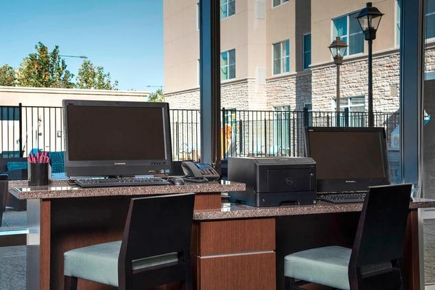Business Center - Residence Inn Austin-University Area