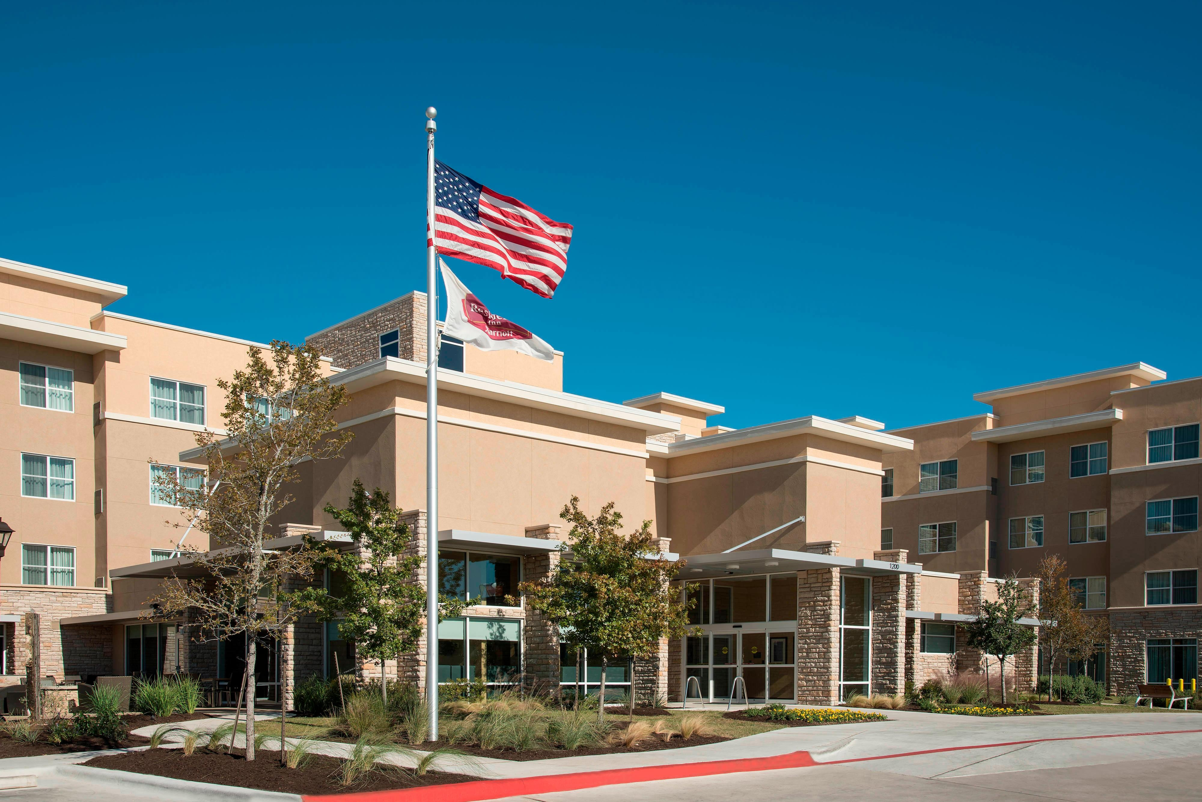 Entrance - Residence Inn Austin-University Area
