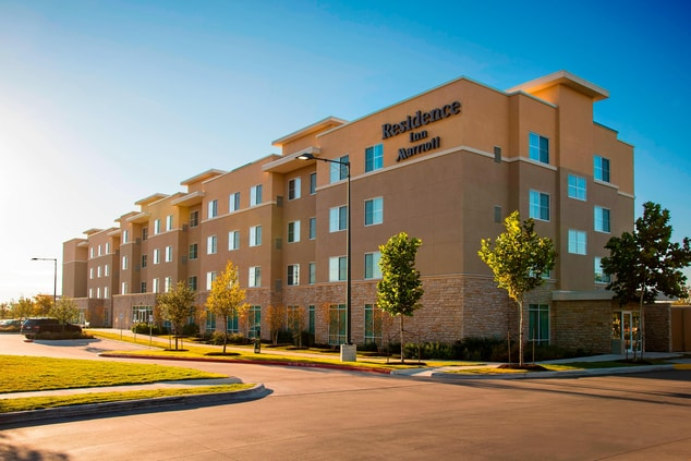 Exterior - Residence Inn Austin-University Area