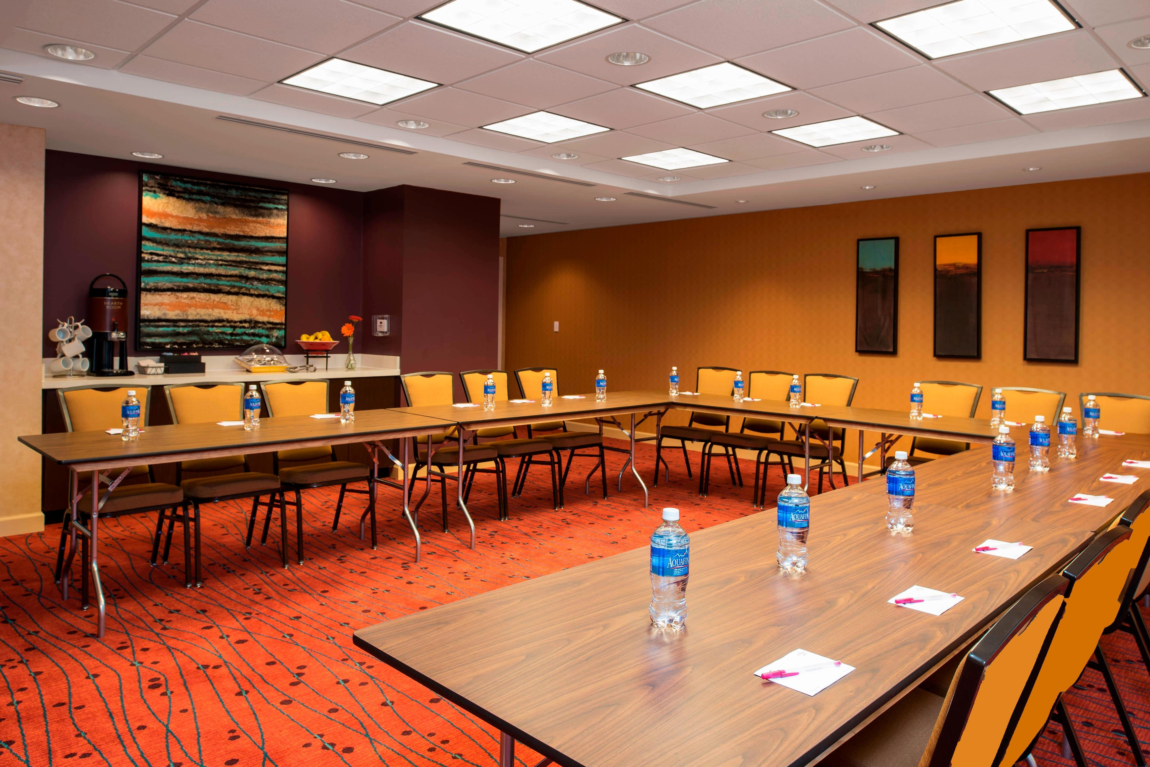 Mueller Meeting Room - Residence Inn Austin-University Area