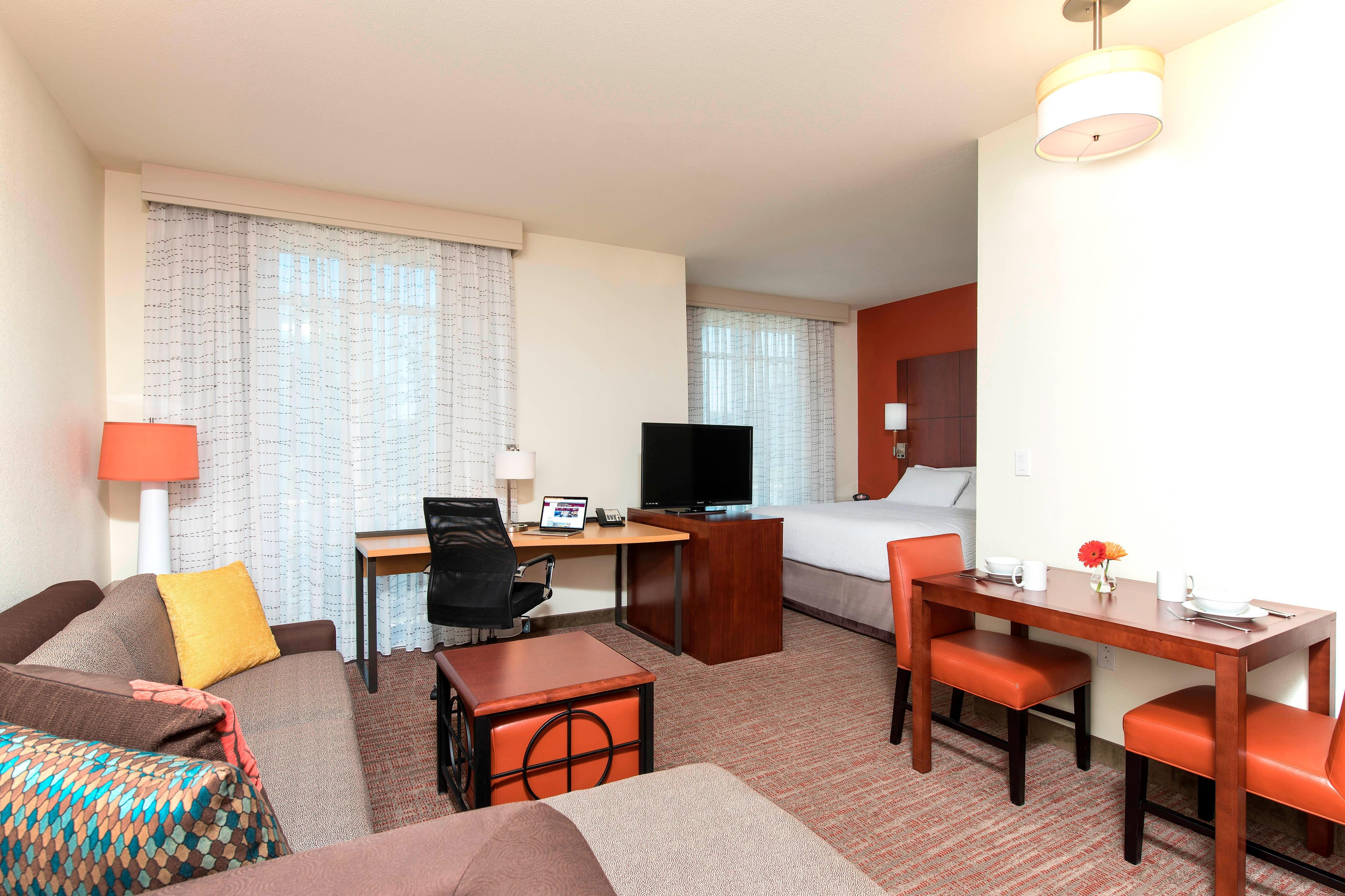 Studio Suite - Residence Inn Austin-University Area