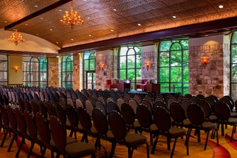 Glass Oaks Ballroom Meeting