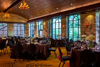 Glass Oaks Ballroom Banquet