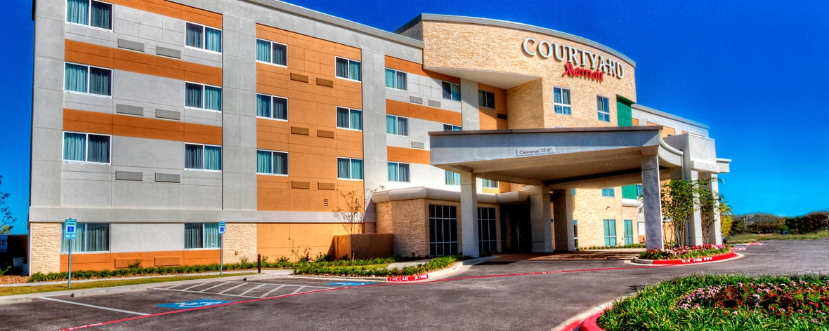 business accommodations near san marcos outlet mall courtyard