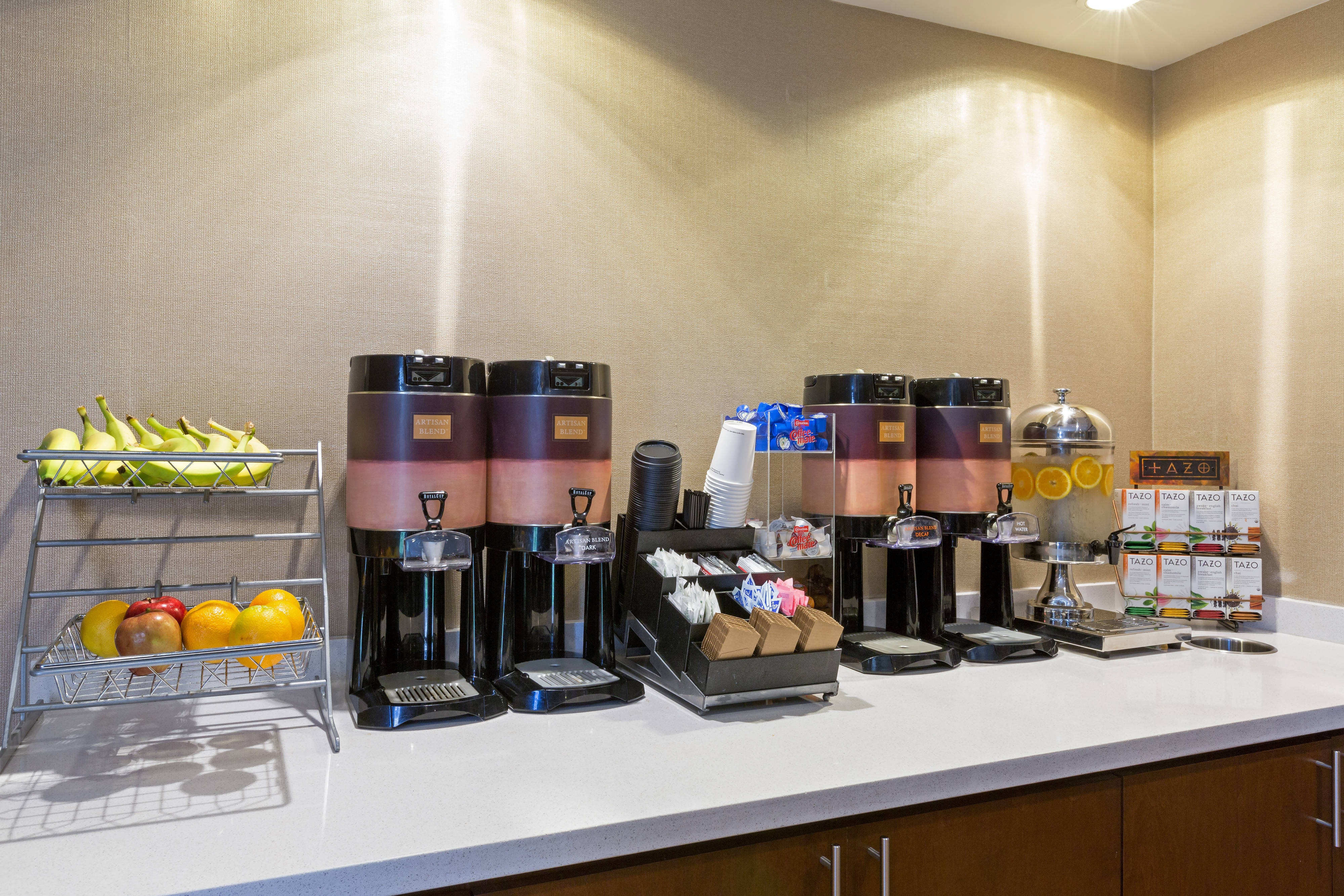 Austin Airport Hotel with Coffee