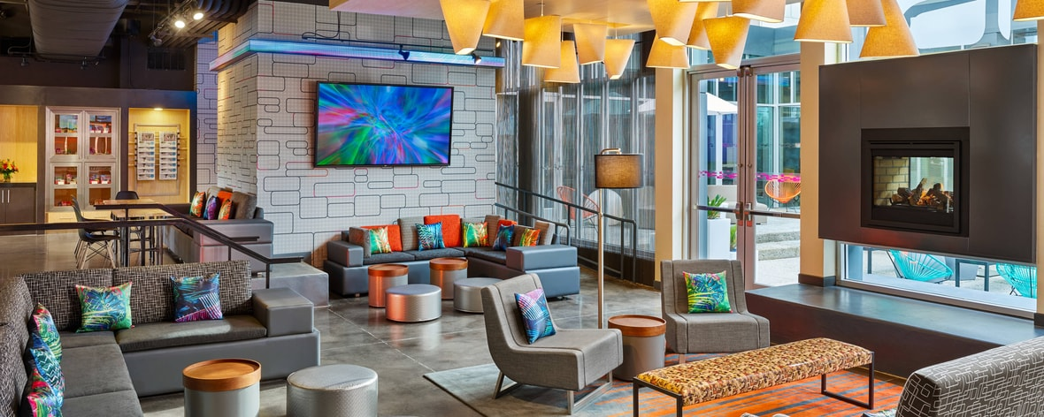 Boutique Hotel In Austin Aloft Austin Northwest