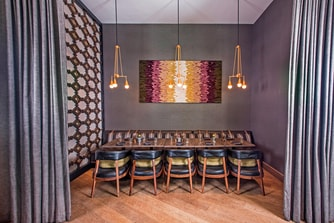 Private Dining space at Stella San Jac
