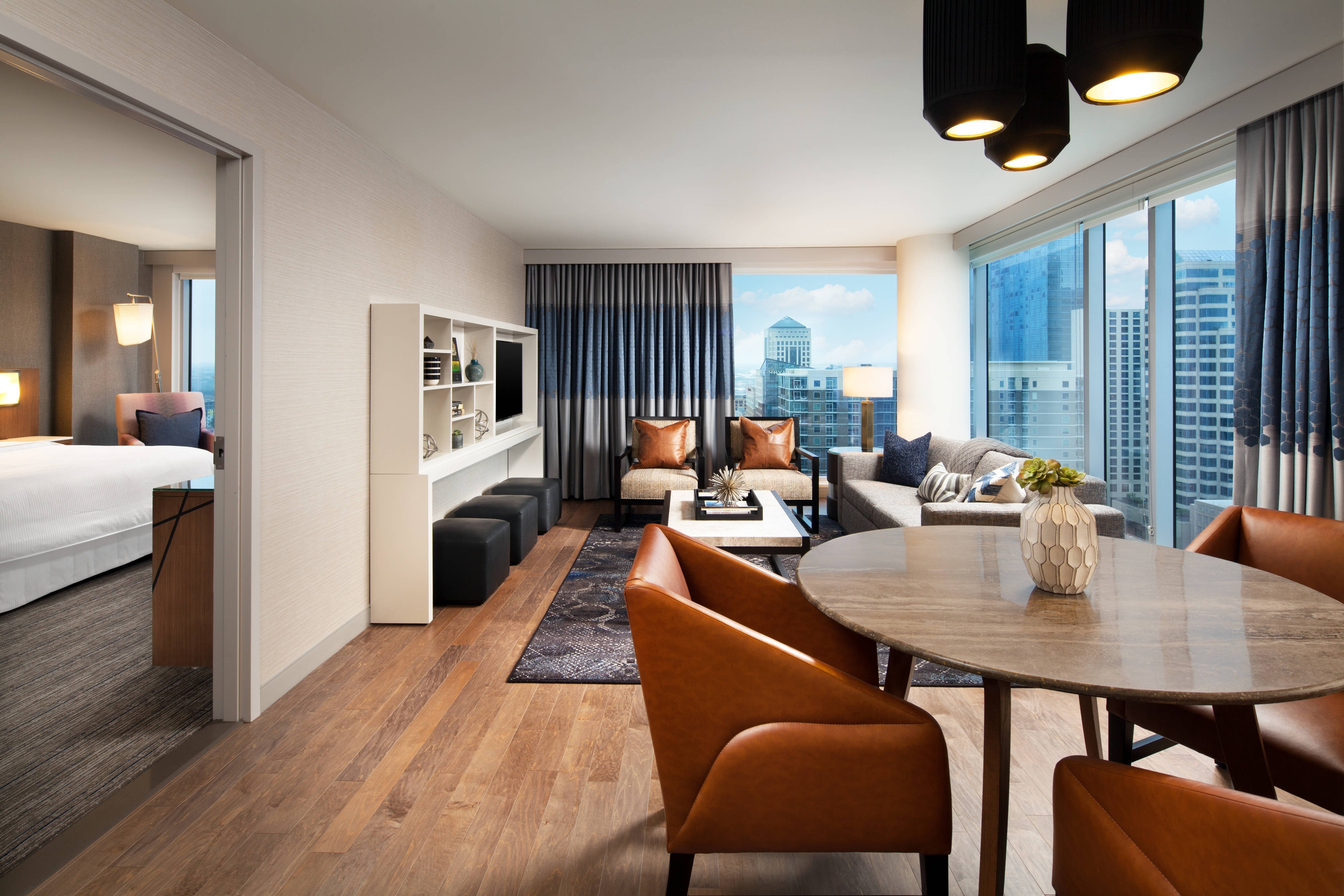 Suite - Living Space