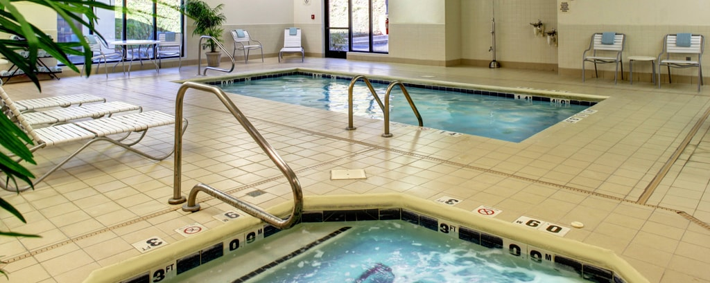 Asheville Hotel Indoor Pool