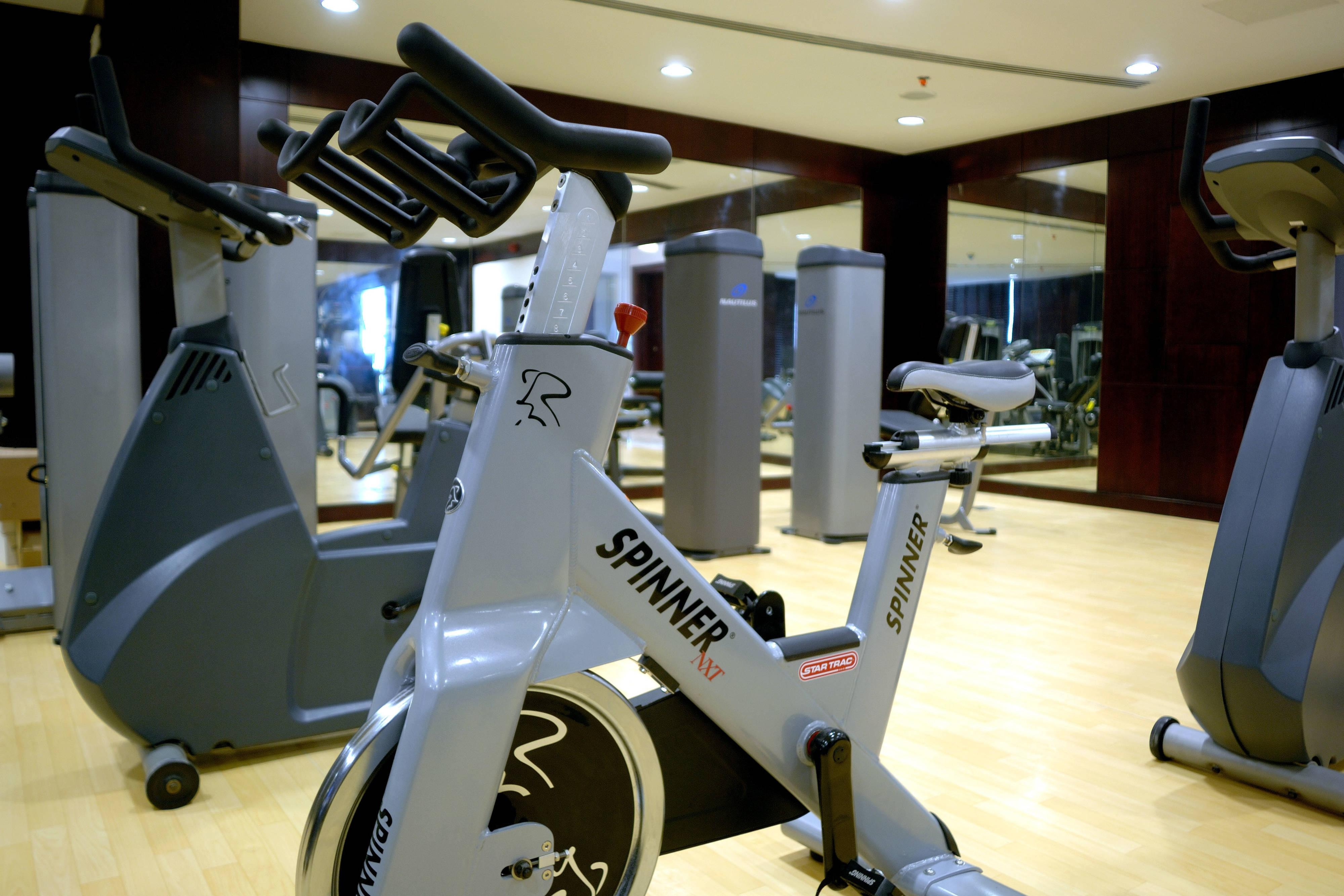 Manama Hotel with Fitness Center