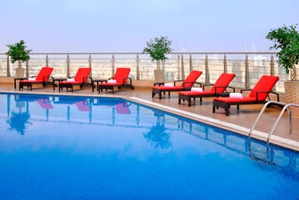 Bahrain Hotel with Pool