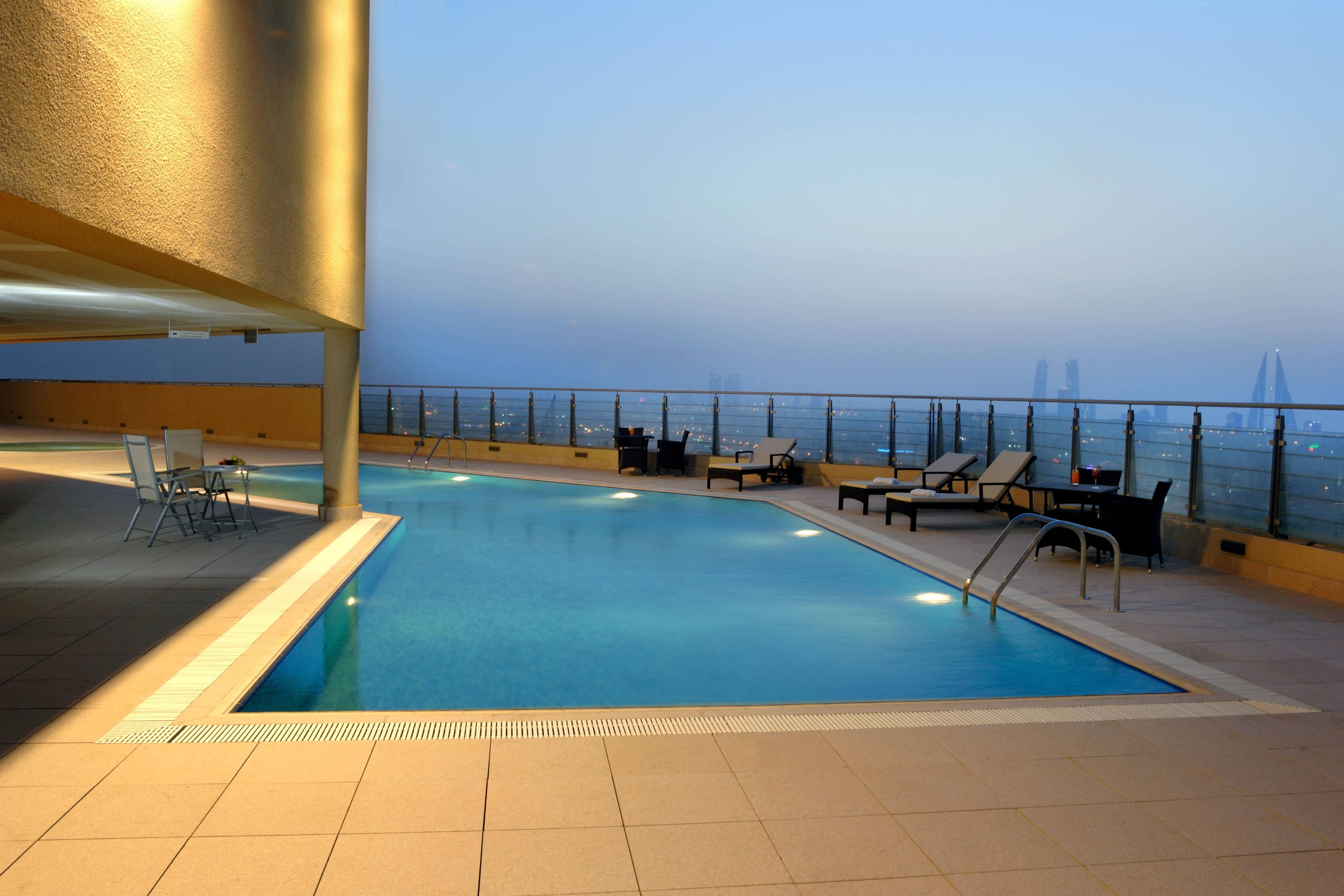 Bahrain Hotel Outdoor Pool
