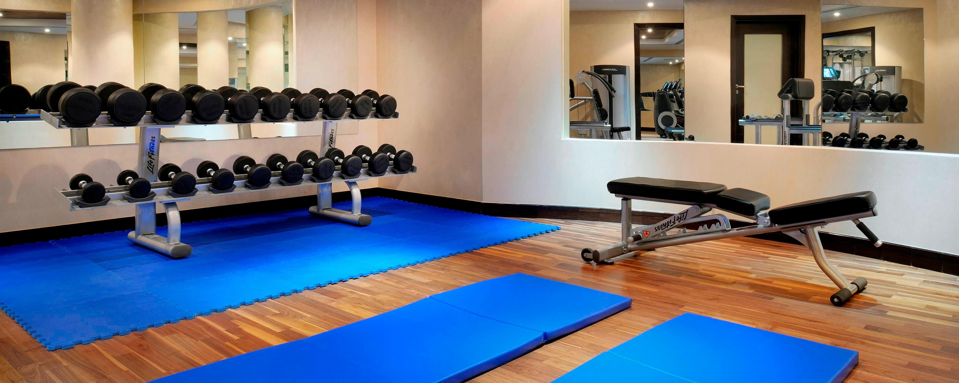 Manama Hotel Suite Gym