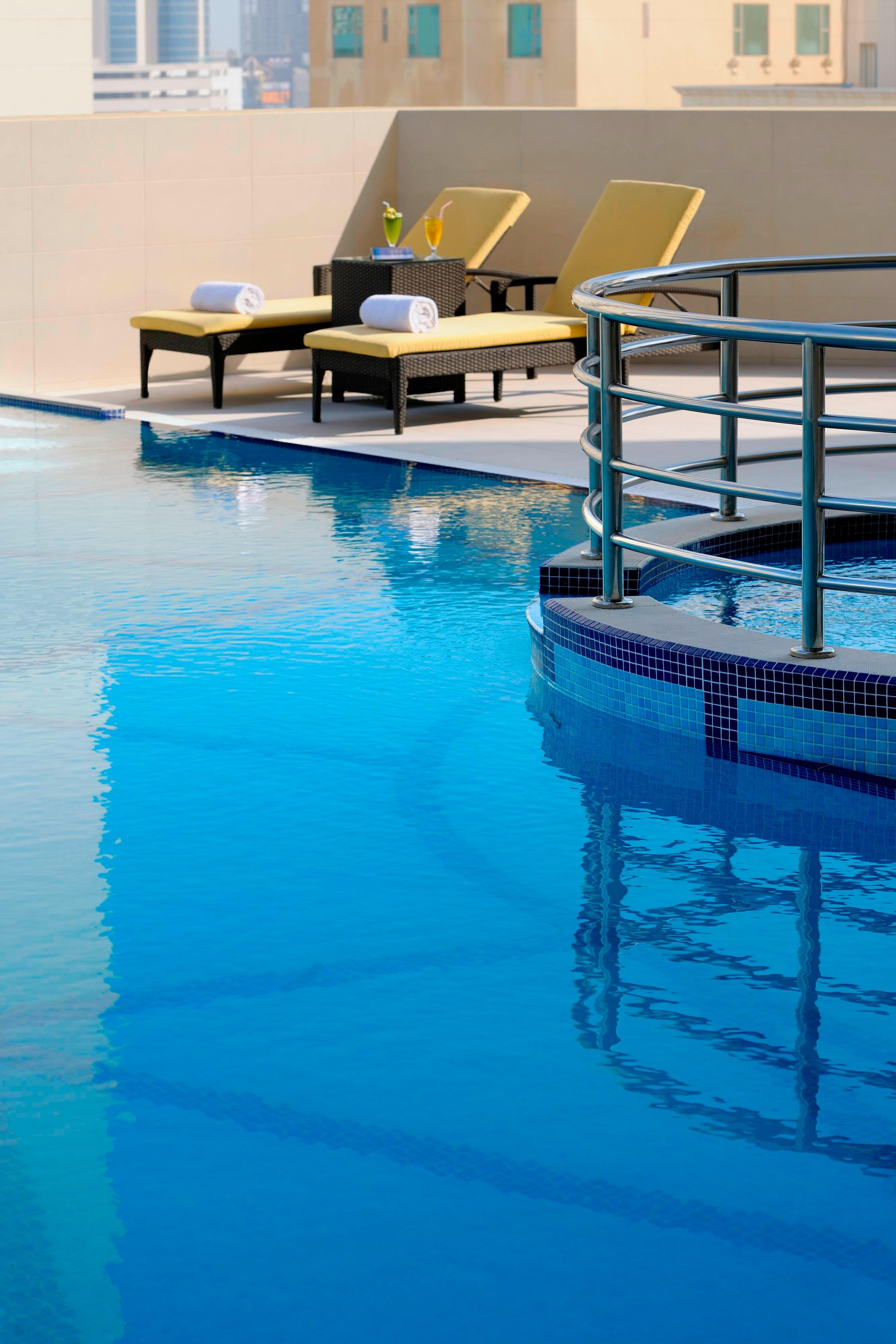 Bahrain Hotel Suite Pool