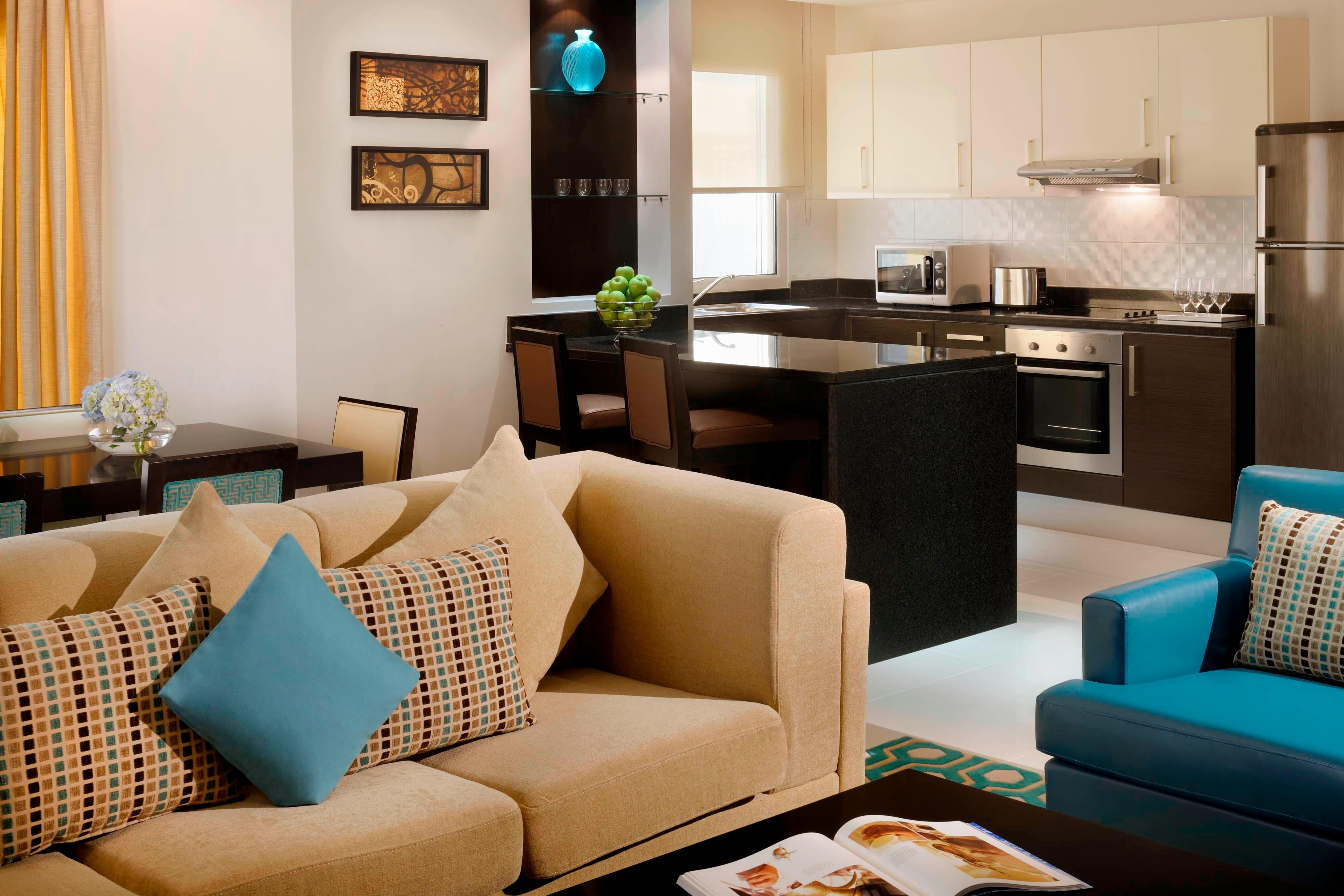Bahrain Hotel Large Living Room