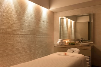 Heavenly Spa treatment Room