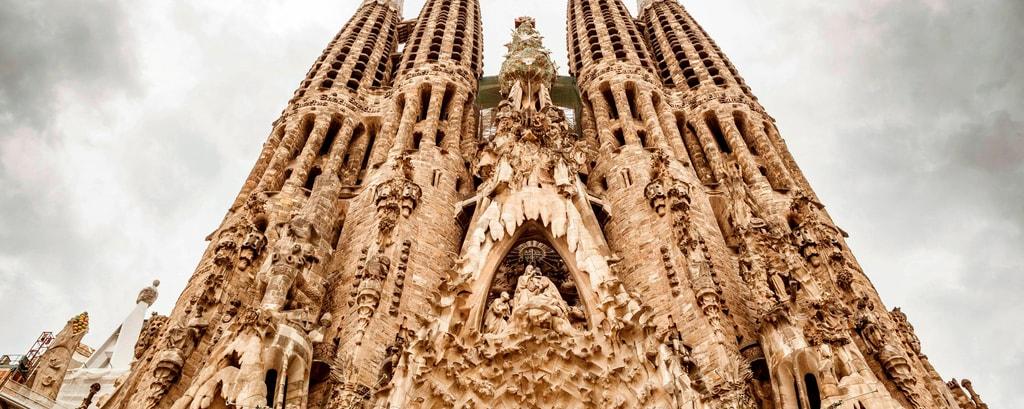 Храм Святого Семейства – Барселона