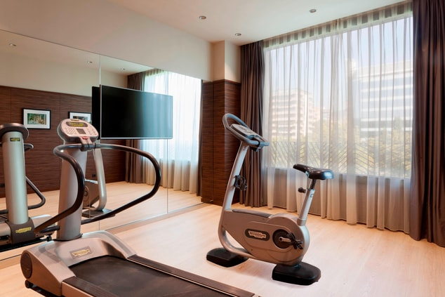 Fitness Center AC Diagonal L´Illa