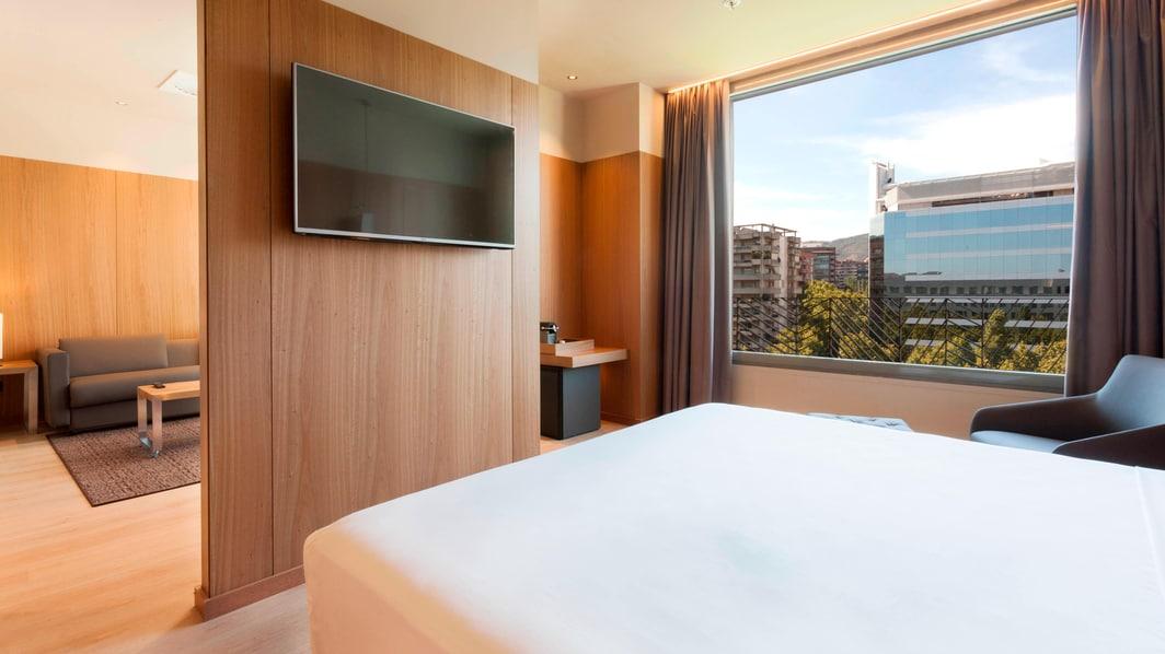 バルセロナのホテル「ディアゴナル・リーリャ」