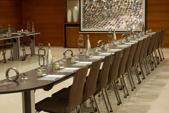 Barcelona hotel meeting room