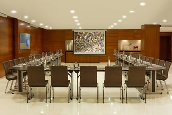 Meeting room at Barcelona hotel