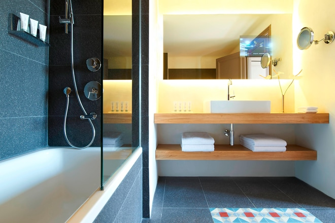 Prestige Suite - Bathroom
