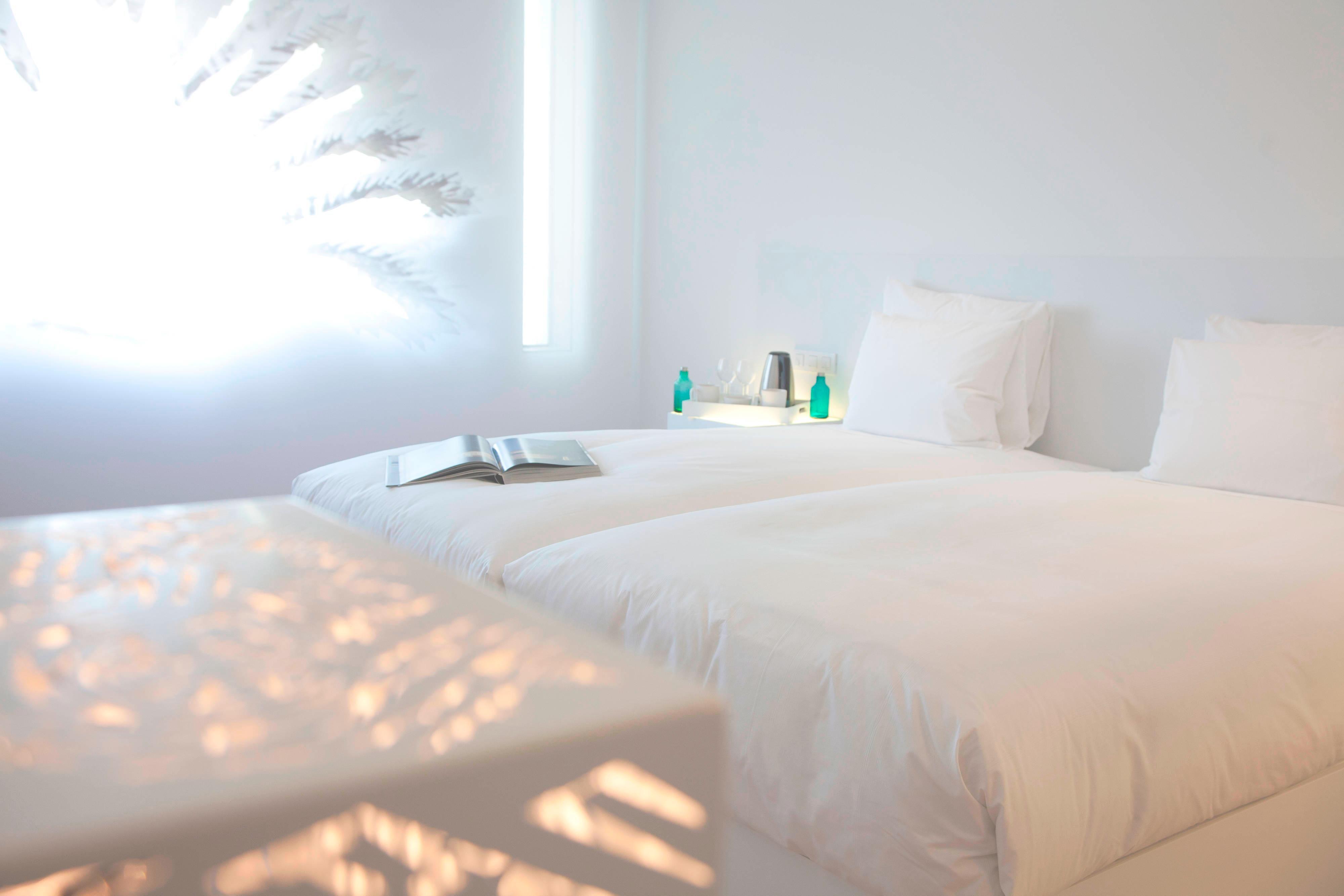 Deluxe Zimmer mit Einzelbetten
