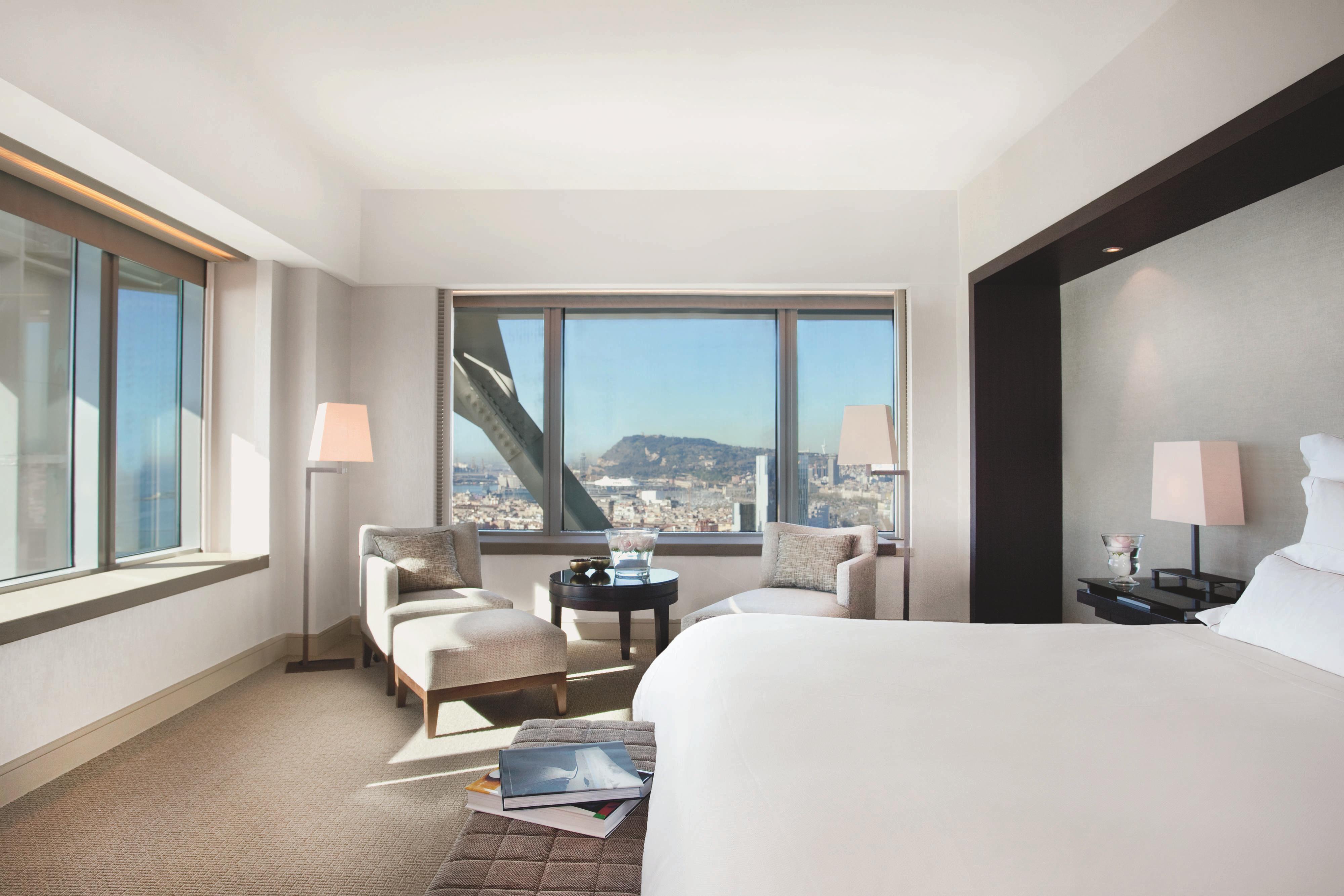 Hotel Arts Barcelona - Deluxe Room