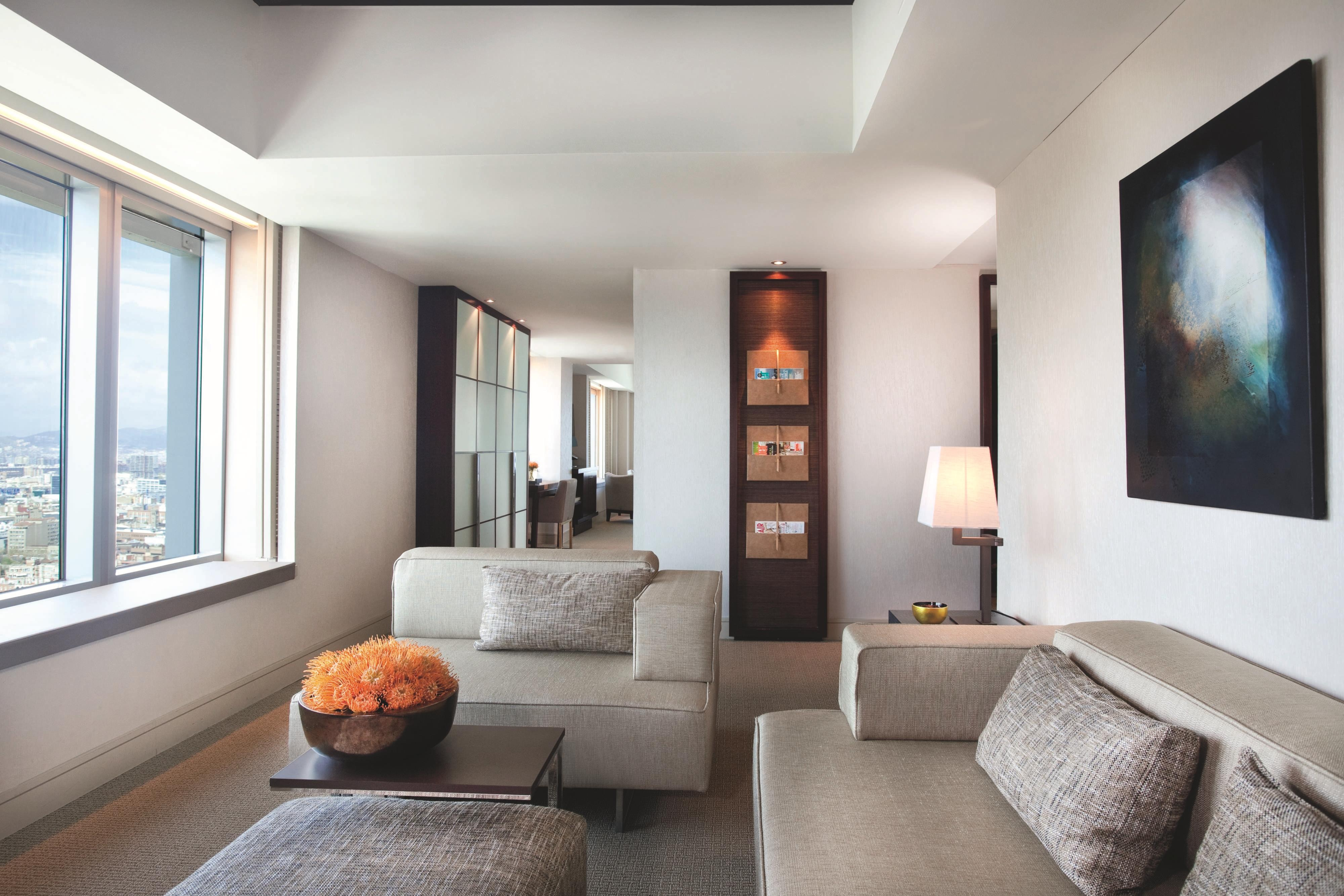 Hotel Arts Barcelona - Executive Suite City View