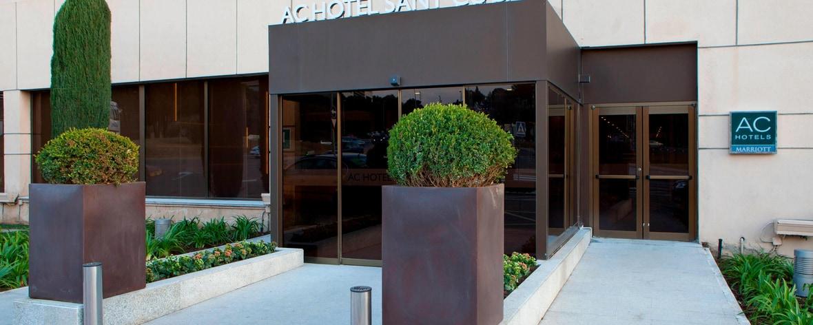 Hôtel à Barcelone