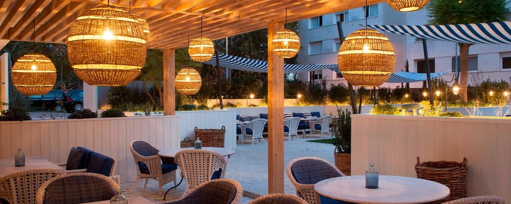 Restaurante Santa Clara - jardim