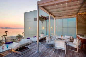 Extreme WOW – private Cabana