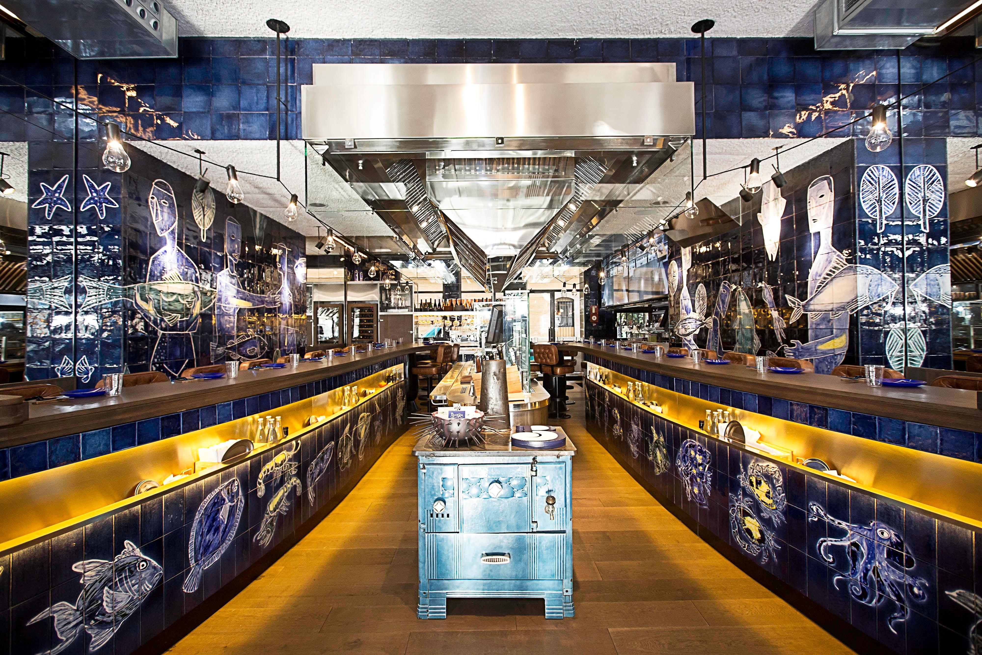 Restaurant La Barra