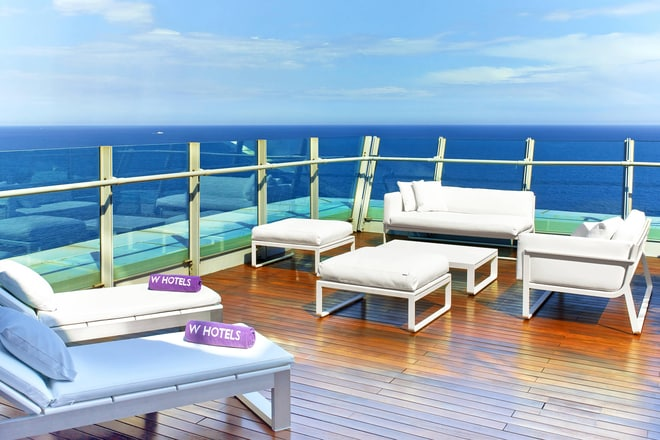 Spectacular Suite - Terrace