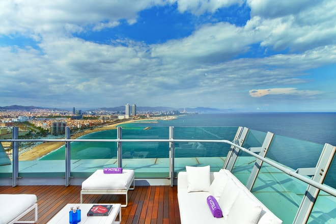 Spectacular Suite - Terrace & Views
