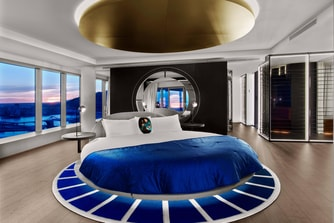 Extreme WOW Suite - Bedroom