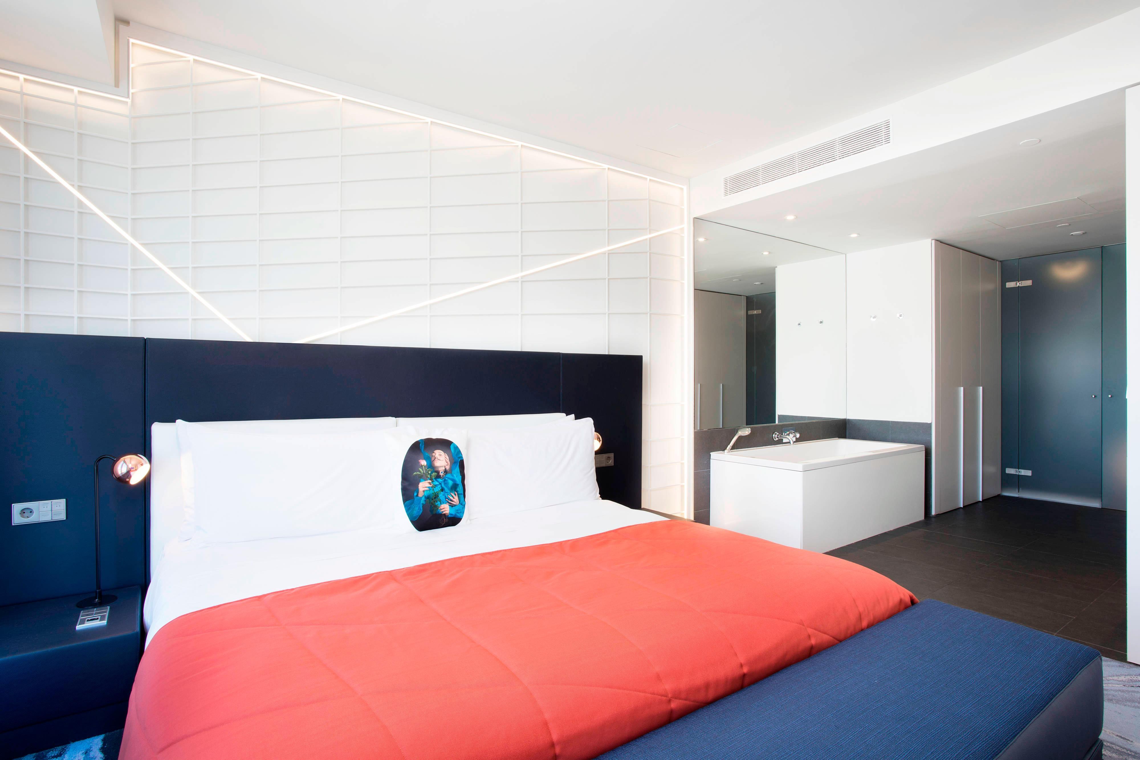 Studio Suite - Bedroom