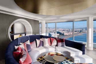 W Barcelona | Extreme WOW Suite