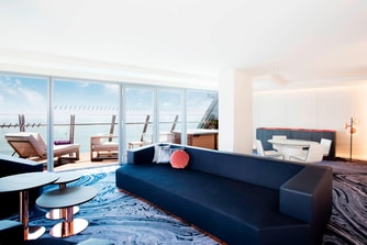 Marvelous Suite - Living Room Terrace