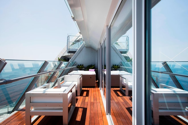 Marvelous Suite – Terrasse
