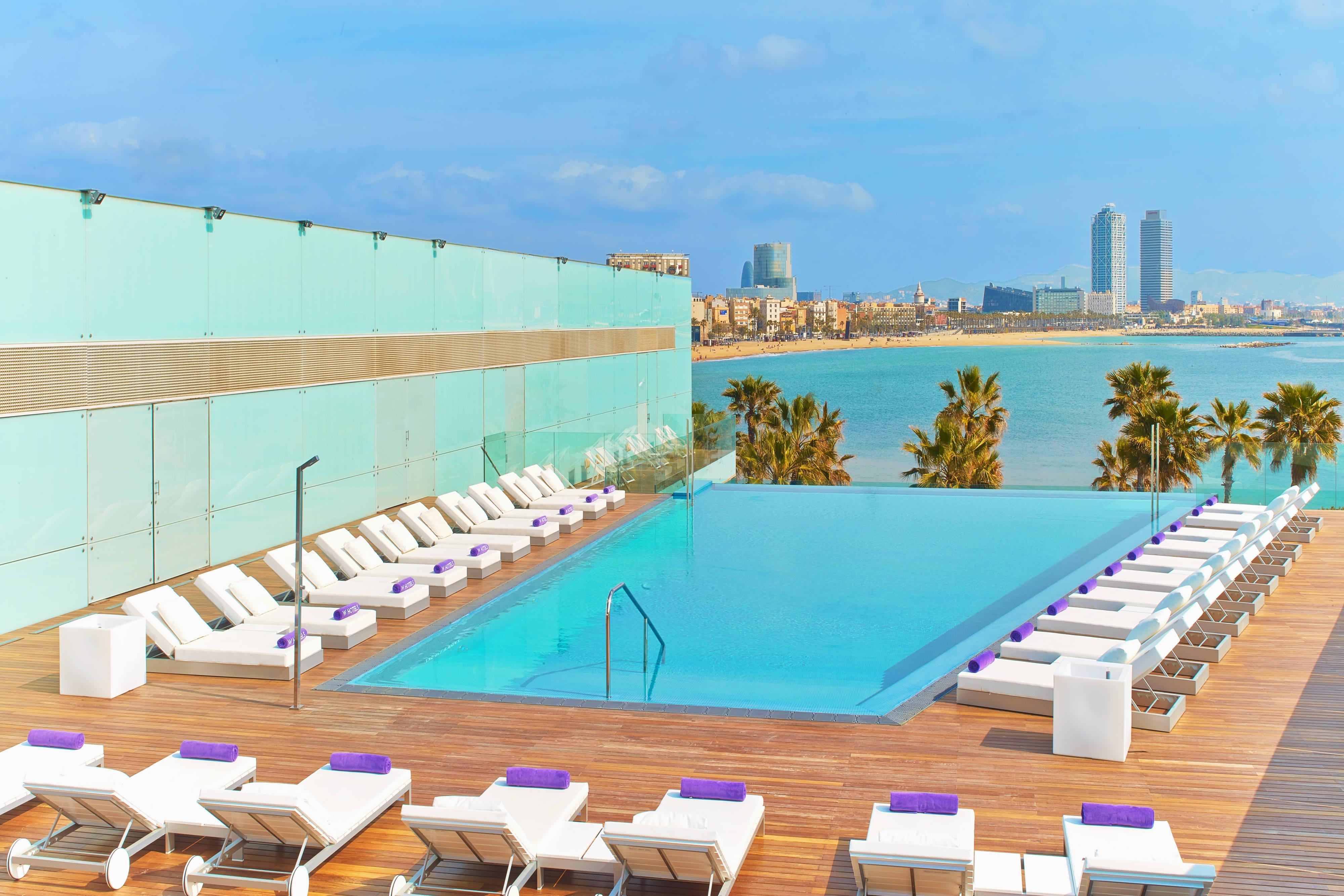 Sun Deck & Terrace