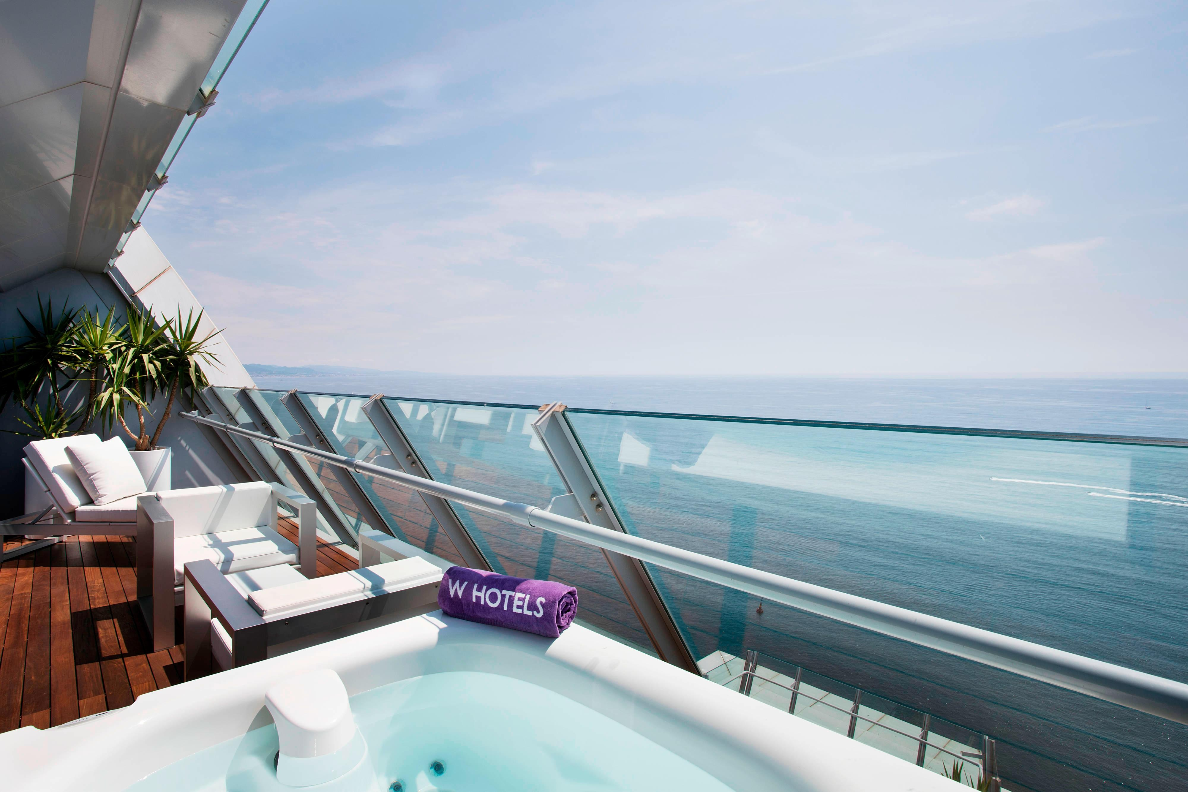 Marvelous Suite - Terrace Jacuzzi