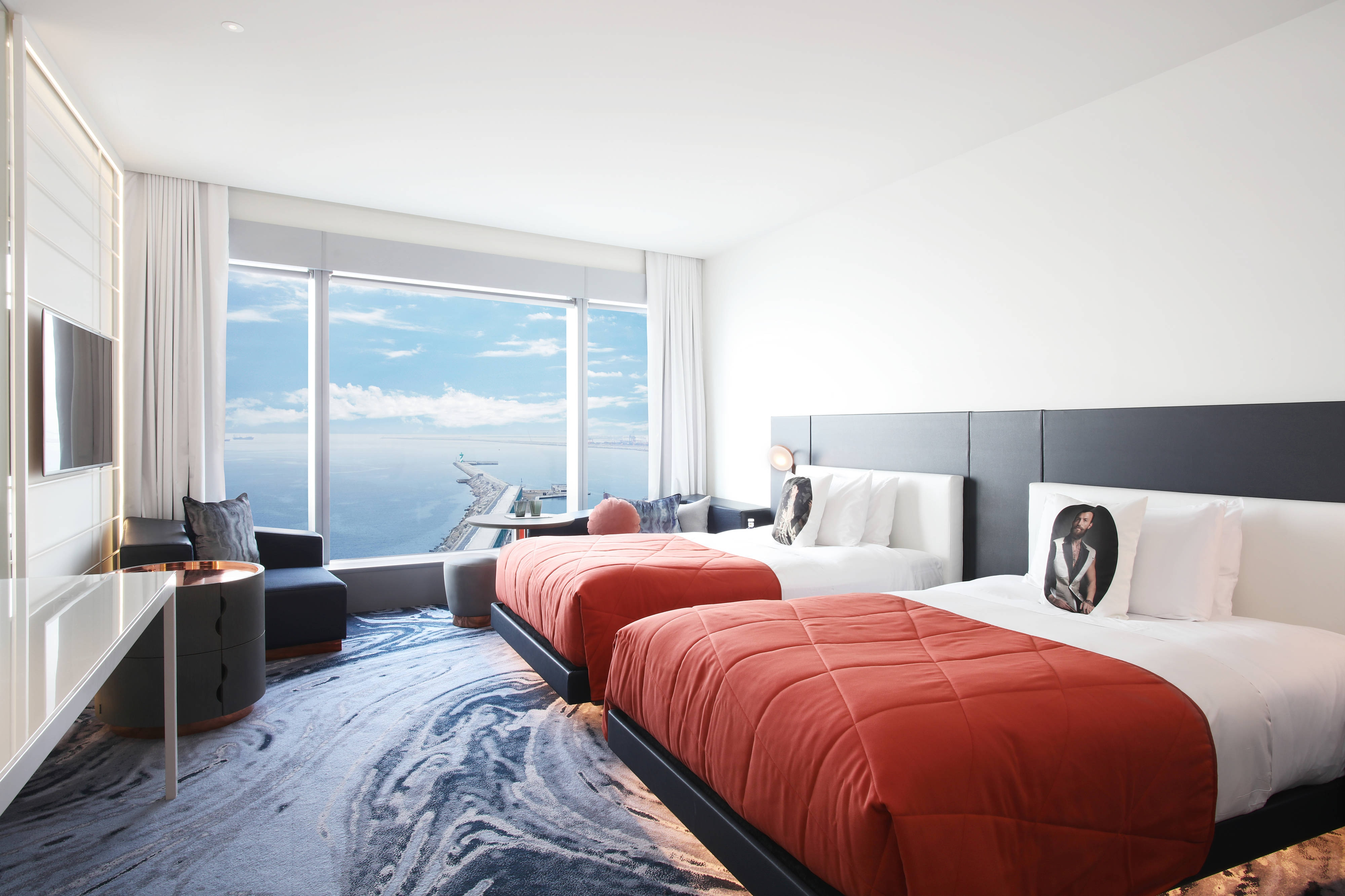 Wonderful Sky Twin Room